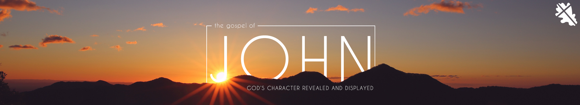 John_Sermon_Series